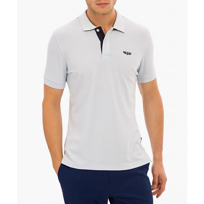 Image for Groningen cotton blend polo shirt