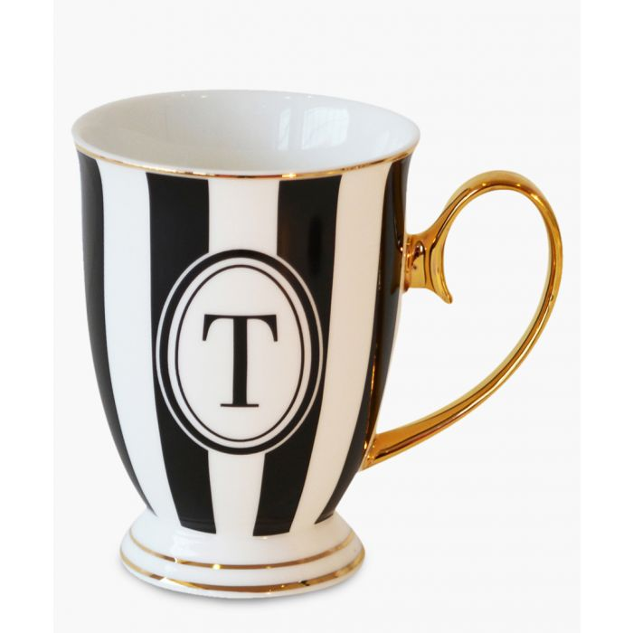 Image for Alphabet striped mug