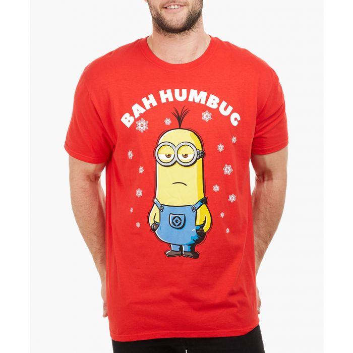 Image for Red Despicable me shirt