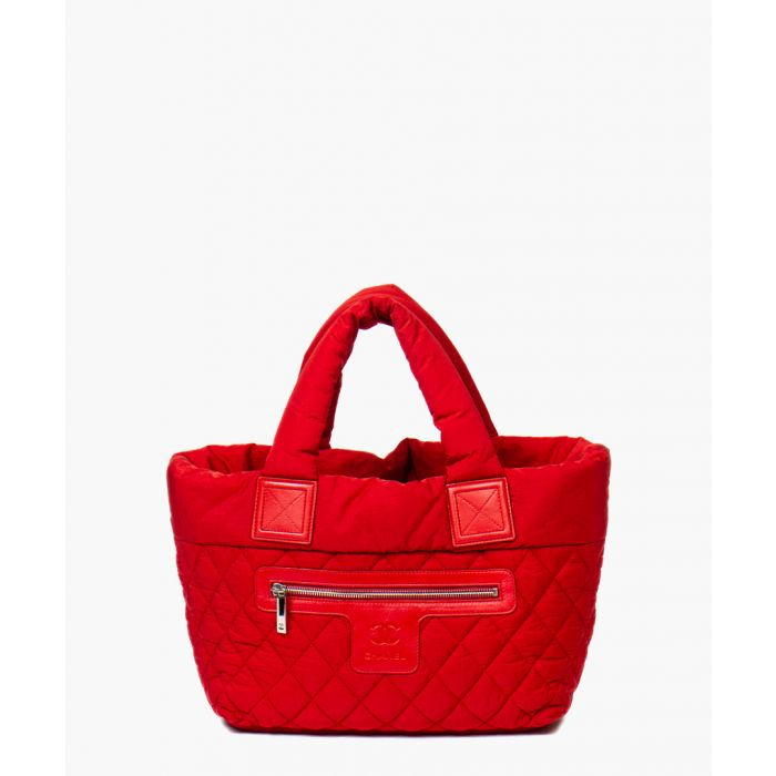 Image for Vintage red tote