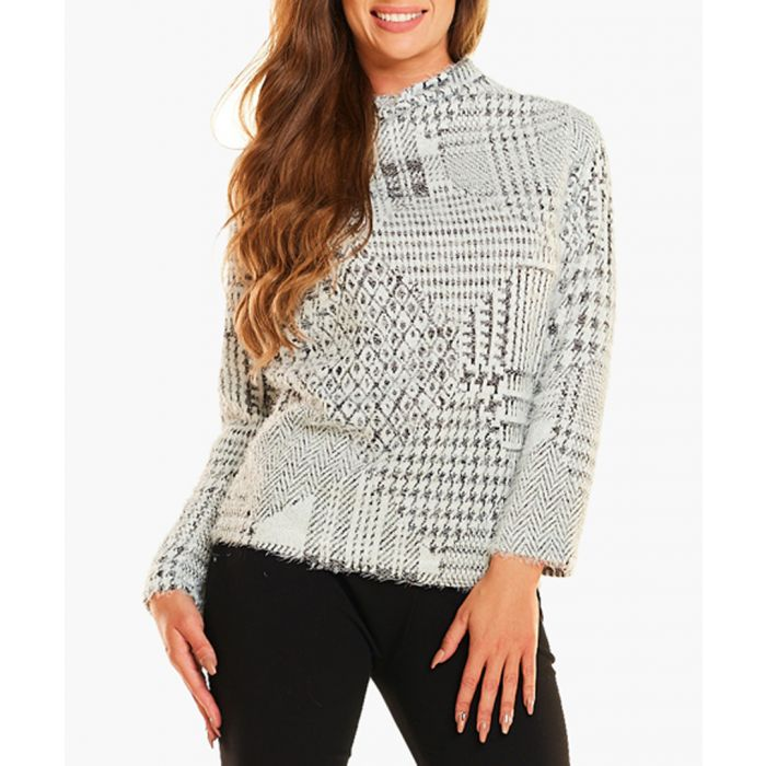 Image for Grid Sweater