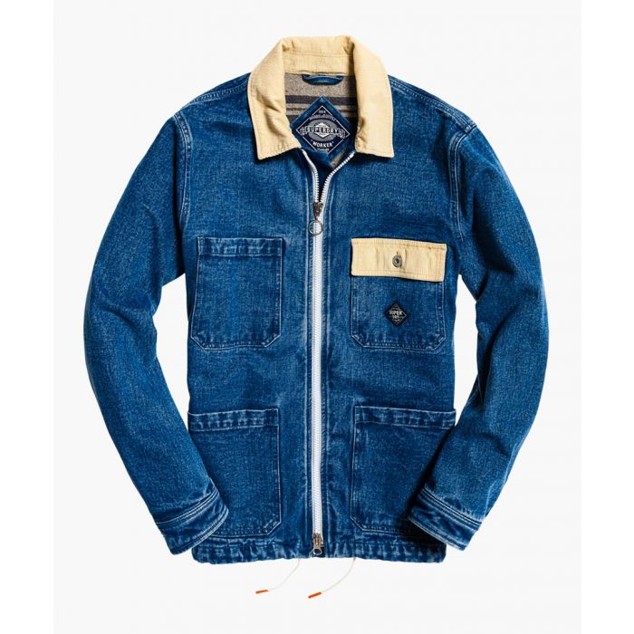 Image for SuperdryWORKER CHORE COAT