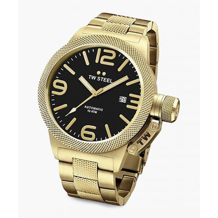 Image for Canteen gold-tone watch