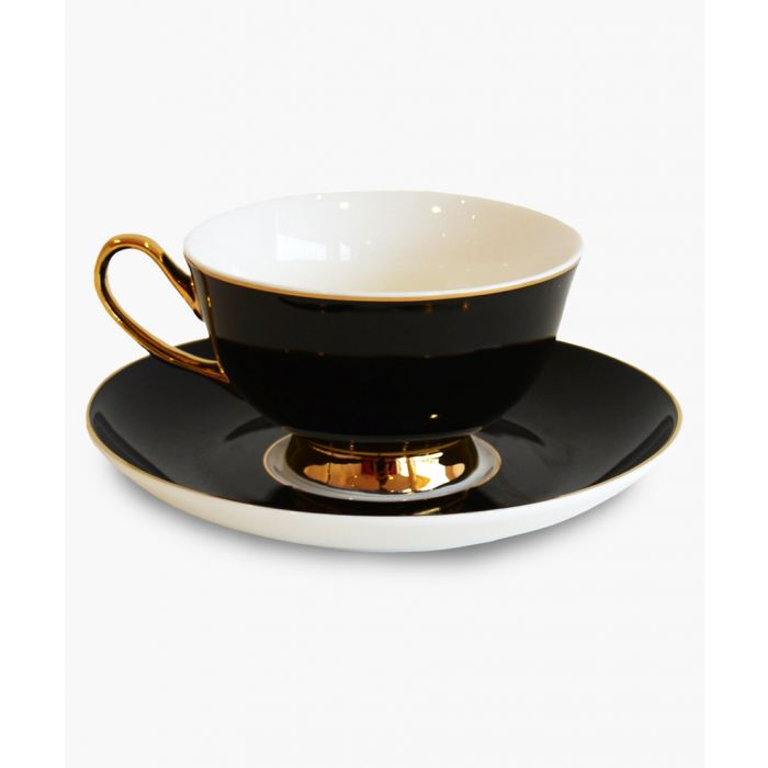 Image for Classic teacup and saucer set