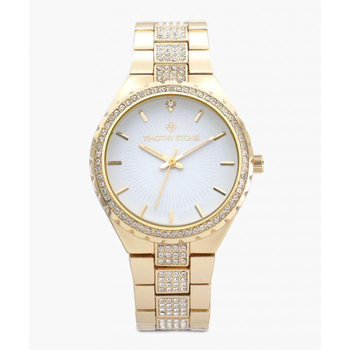 Image for Gala rose gold-tone watch