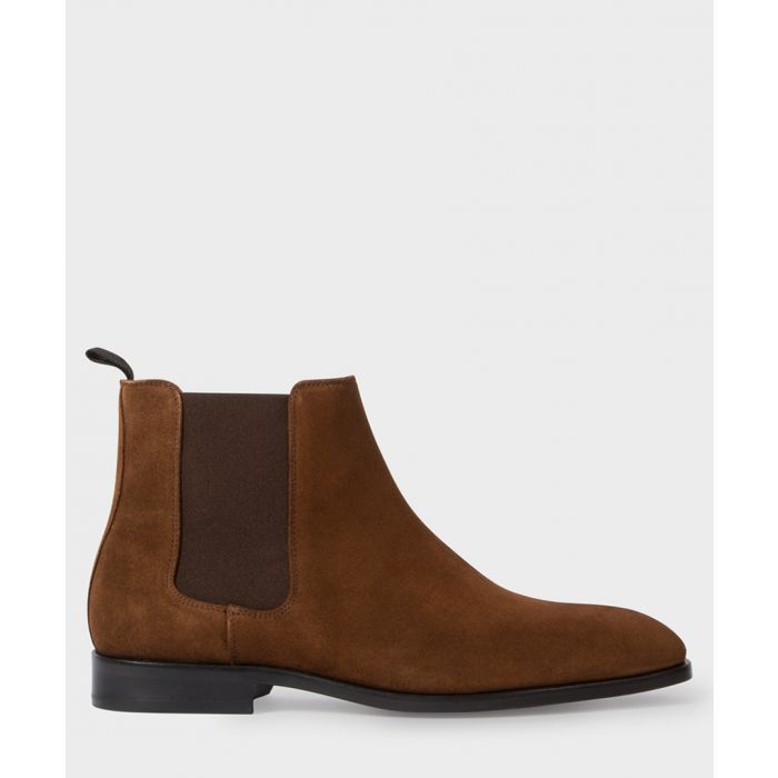 Image for Snuff leather Chelsea boots