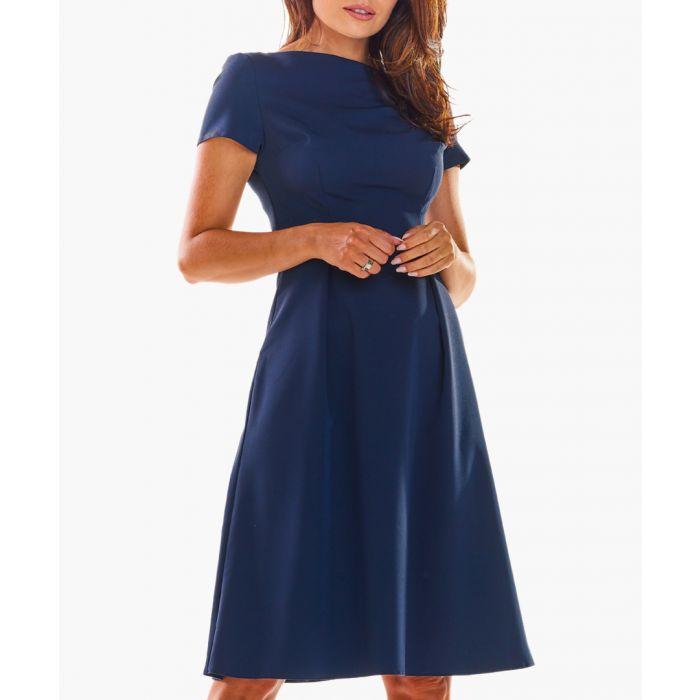 Image for Navy blue Dress