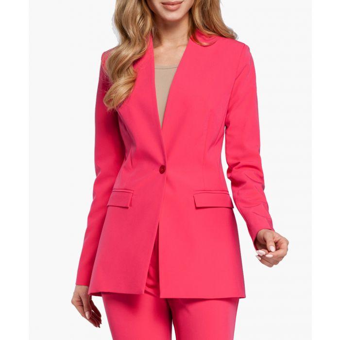 Image for Pink blazer