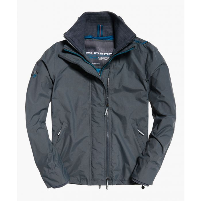 Image for SuperdryTECHNICAL POP ZIP WINDCHEATER