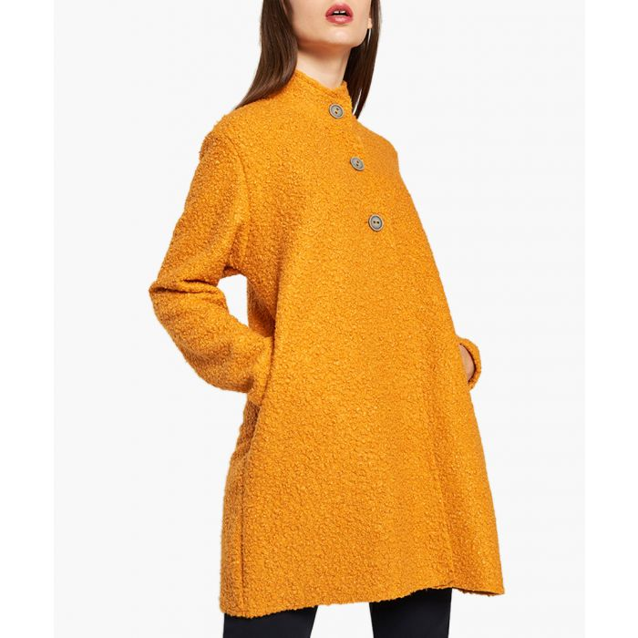 Image for Andy yellow coat
