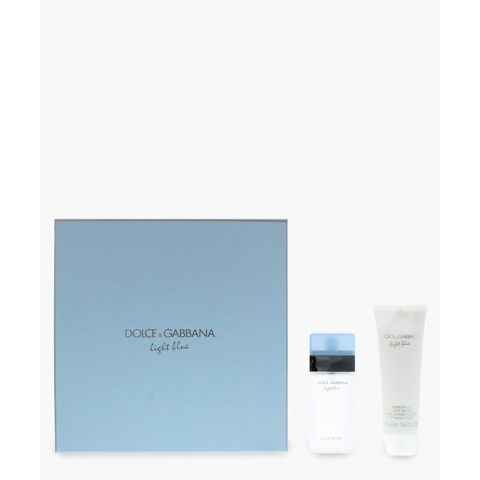 Image for 2pc Light blue eau de toilette 25ml and body cream 50ml