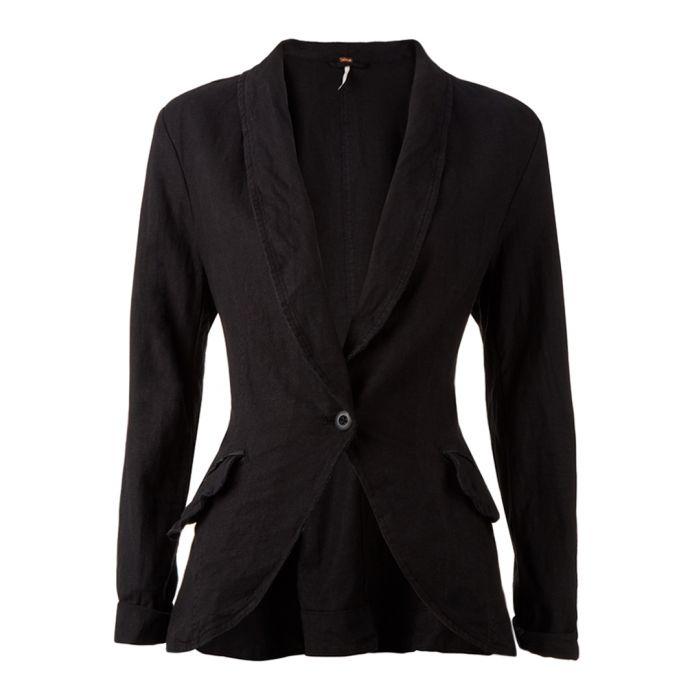 Image for Linen blazer
