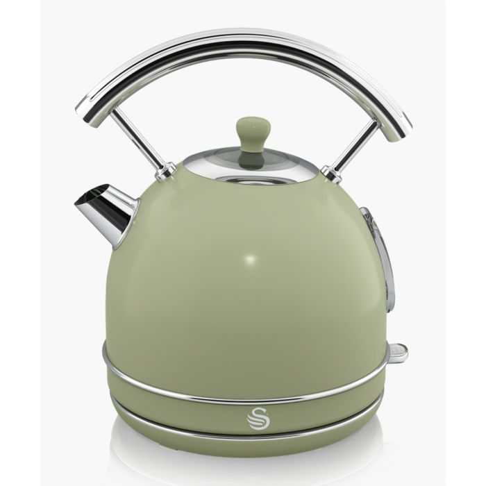 Image for Green dome kettle 1.8L