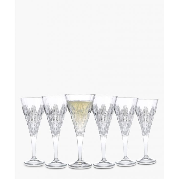 Image for 6pc Enigma Luxion Crystal white wine glass 270ml