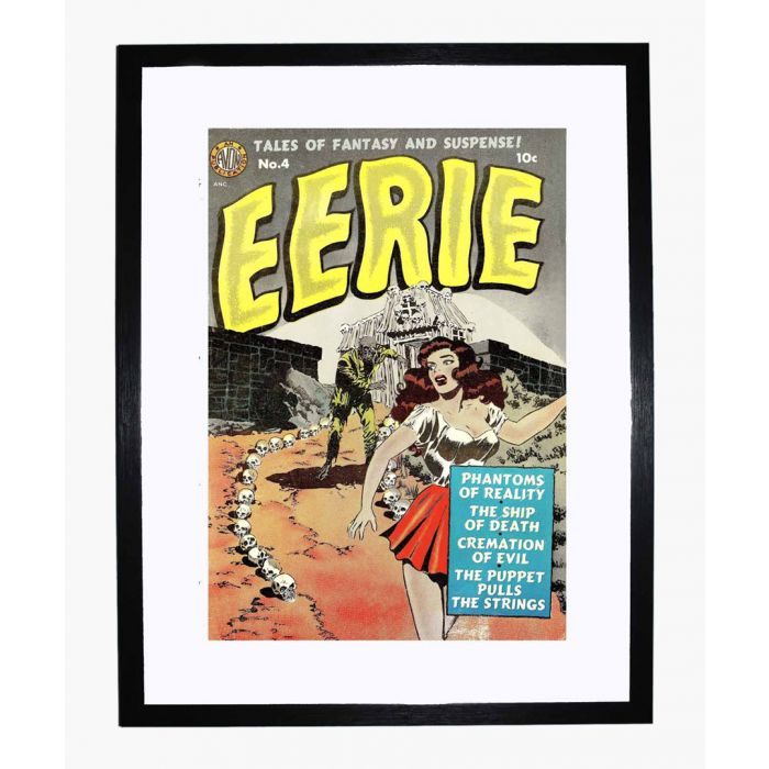 Image for Eerie 04 framed print
