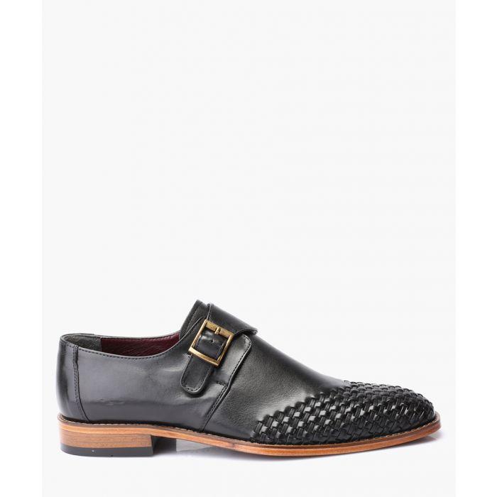 Image for Men's black Derby shoes