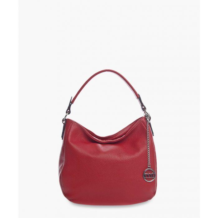 Image for Molise red shoulder bag