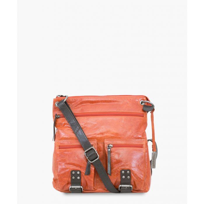 Image for Orange crossbody