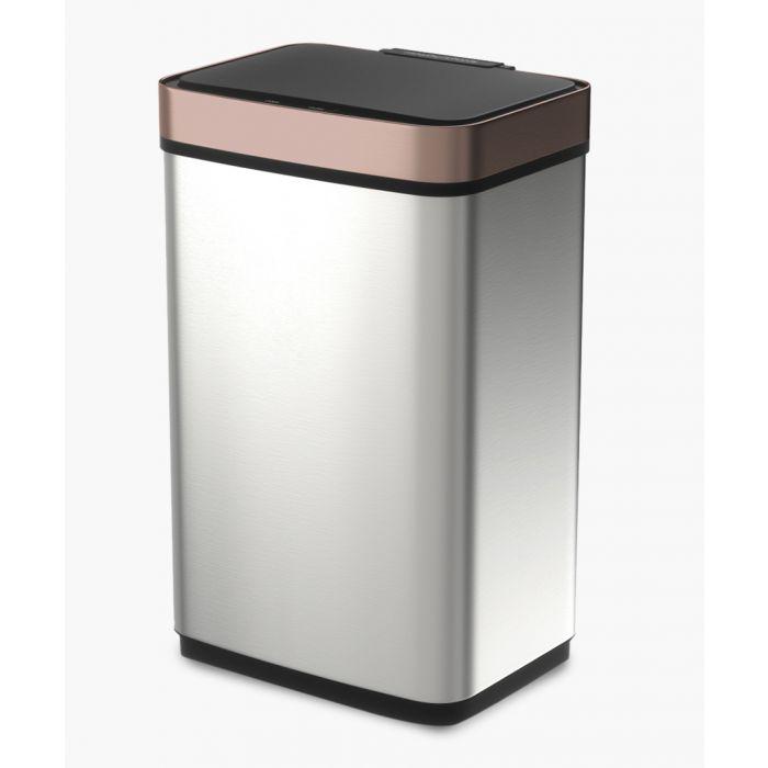 Image for Metallic sensor activated bin 60L