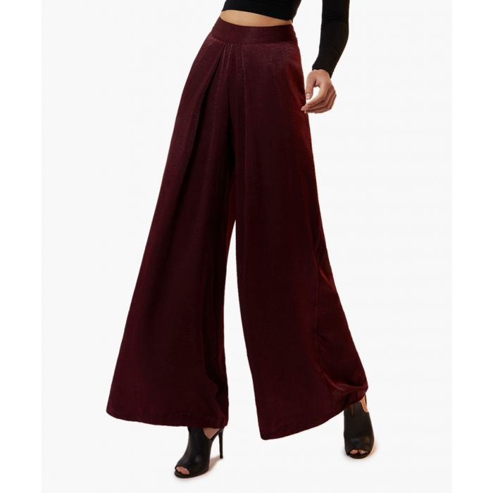 Image for Hiro purple trousers