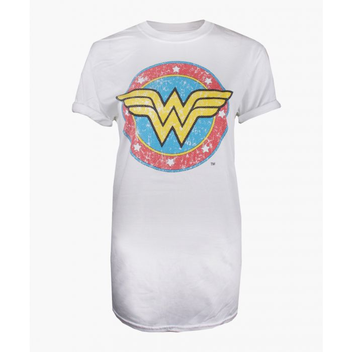 Image for WW classic white cotton T-shirt