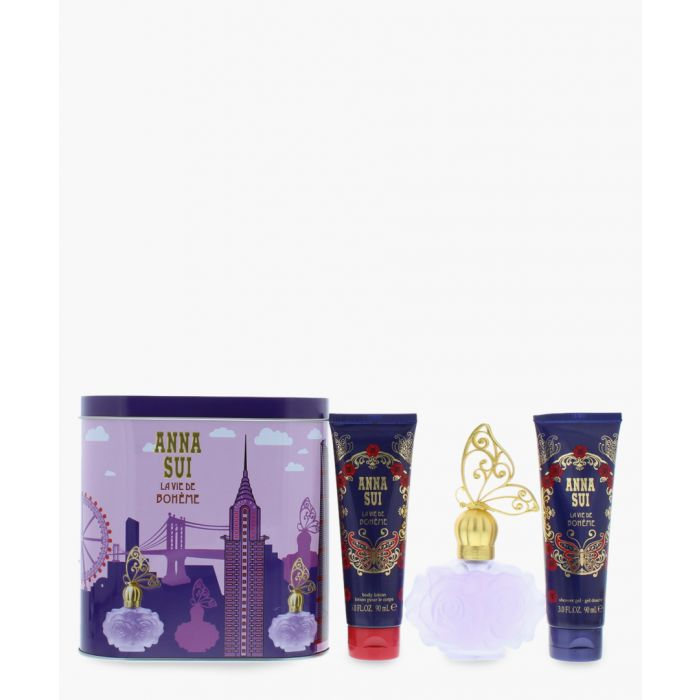 Image for 3pc La Vie De Boheme eau de toilette 50ml body lotion 100ml and shower gel set
