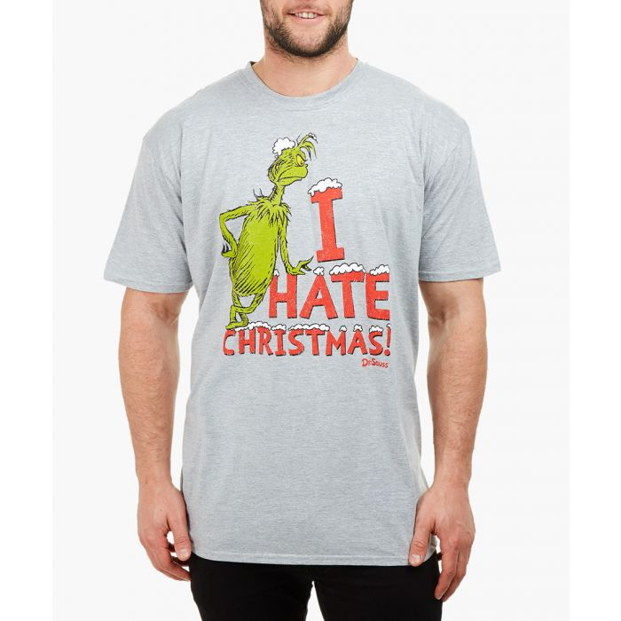 Image for Grey The Grinch T-shirt