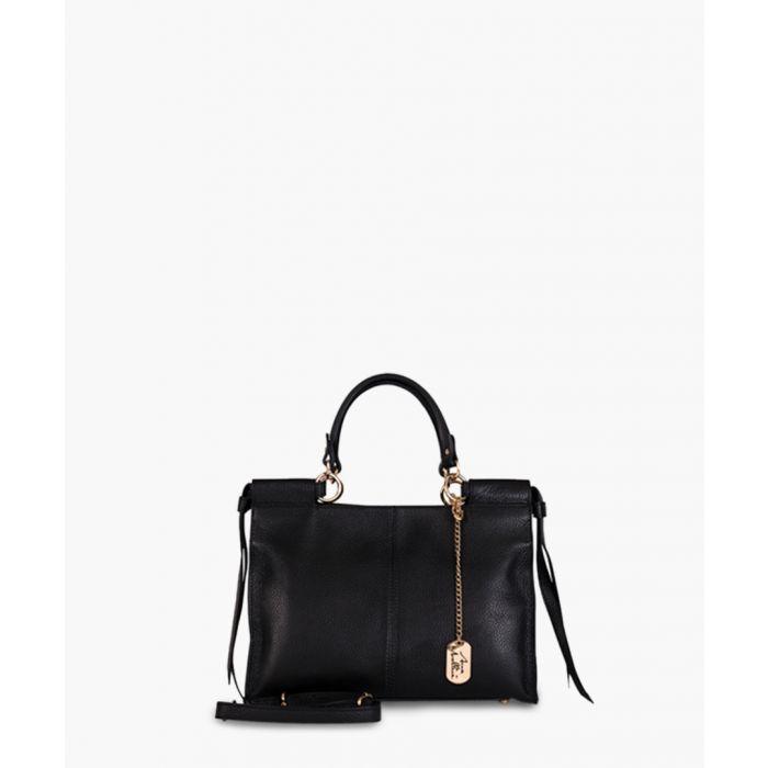 Image for Serena black shoulder bag