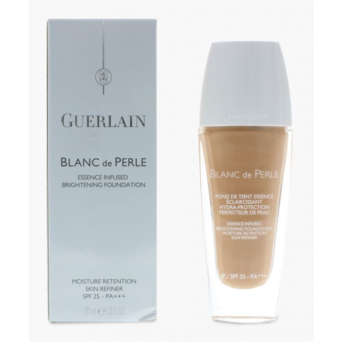 Image for Blanc De Perle natural fluid foundation 30ml