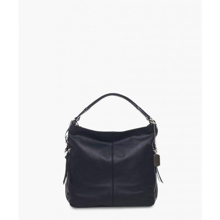 Image for Ingrid black shoulder bag