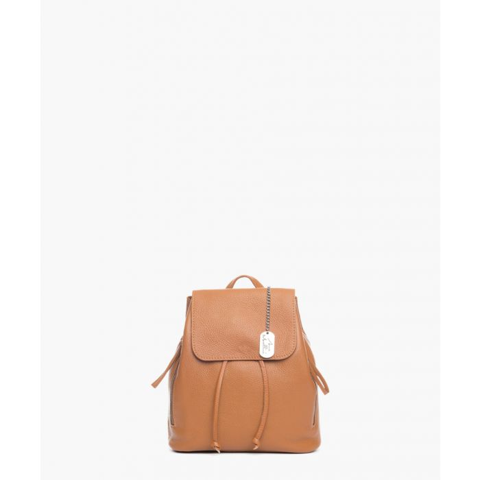 Image for Claire cuoio backpack