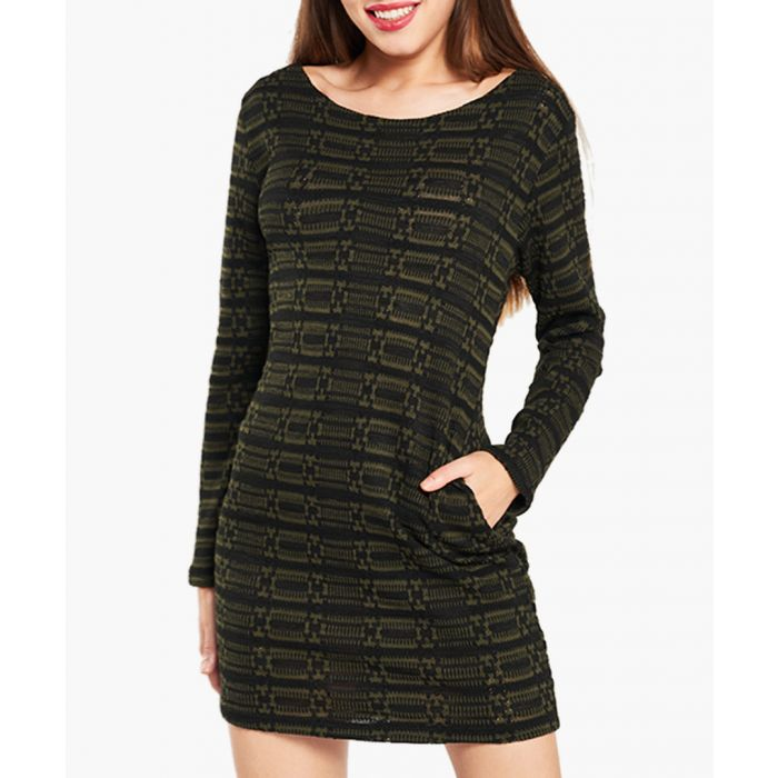 Image for Nazca Khaki Dress