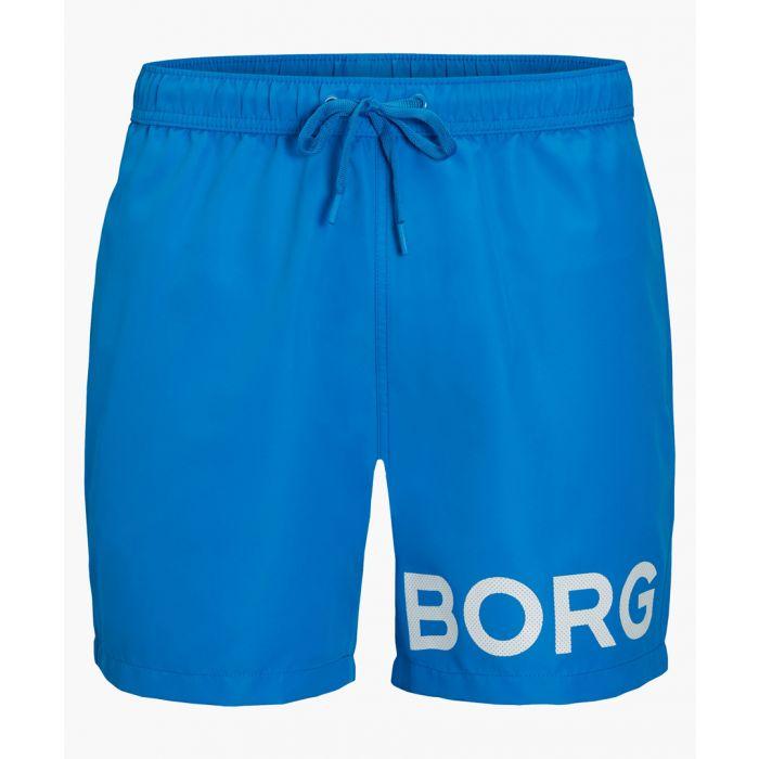 Image for Sheldon blue shorts