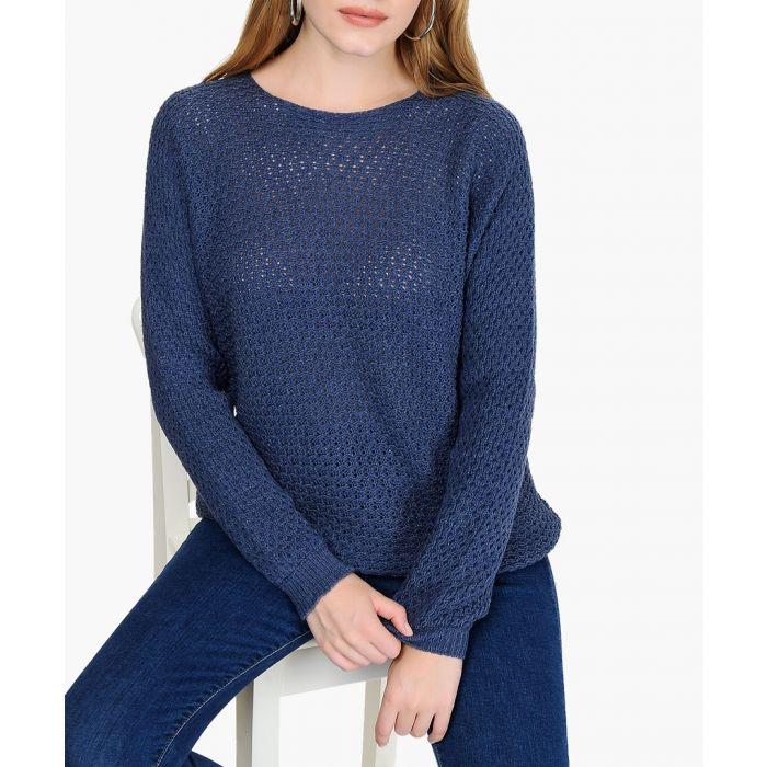 Image for Indigo jumper