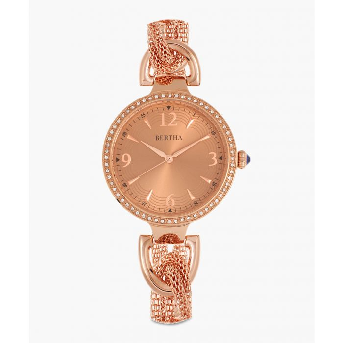 Image for Sarah rose gold-tone watch