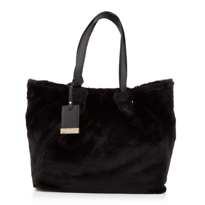 Image for Fulry black bag