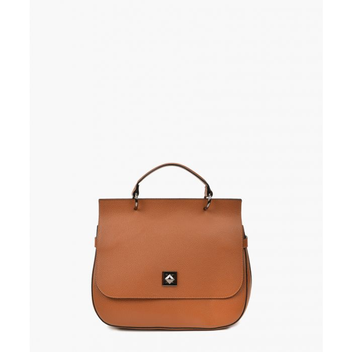 Image for Brown leather bag