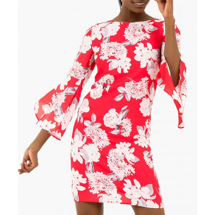 Image for Shift floral dress