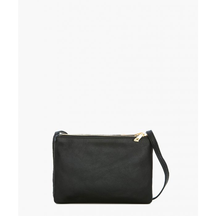 Image for Ospedale black leather crossbody