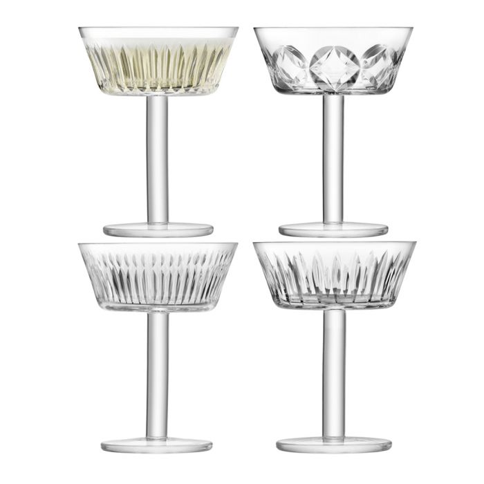 Image for Lsa International Tatra Champagne/Cocktail Glass Homeware/Dining/Glassware clear