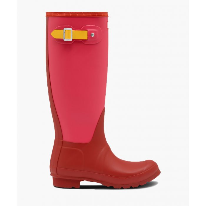Image for Original tall red wellingtons