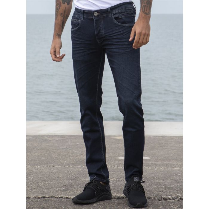 Image for ETO | Designer Mens Reflex Super Skinny Denim Jeans