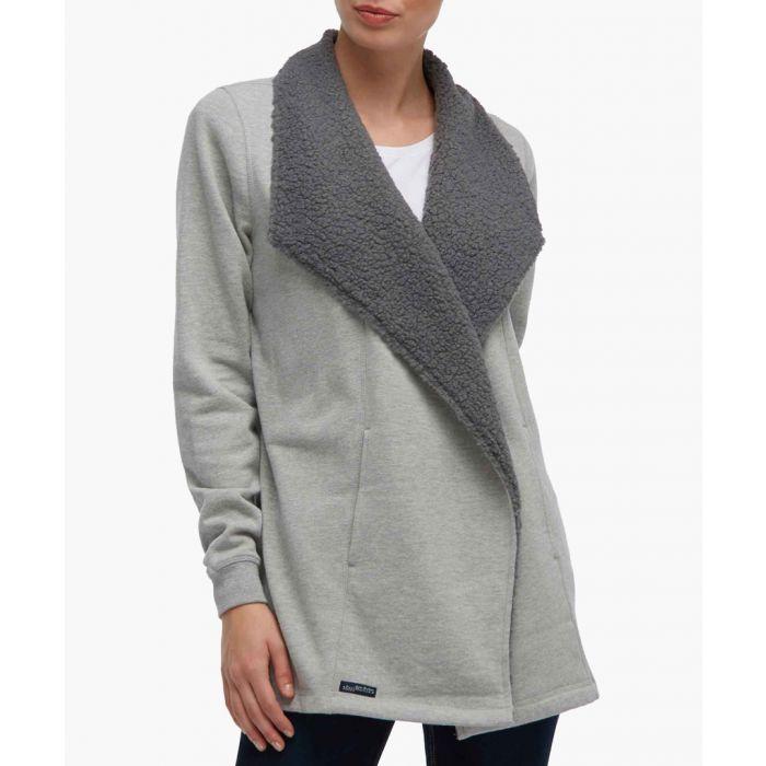 Image for Grey melange jacket