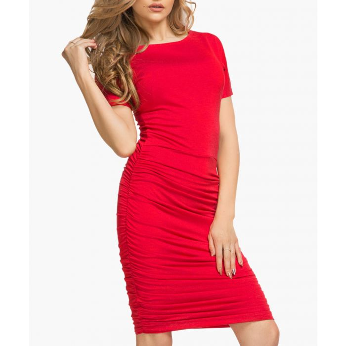 Image for Red dress