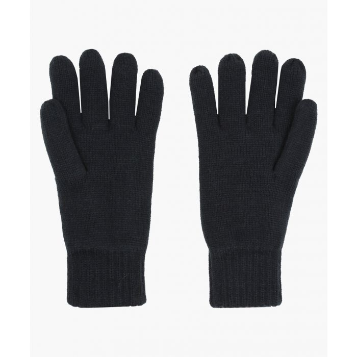 Image for Heritage navy gloves