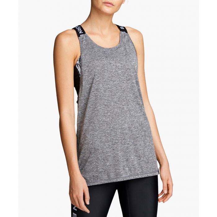 Image for Cassie grey loose fit top
