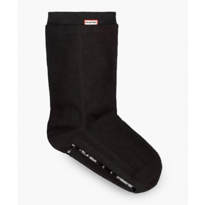 Image for Black boot socks