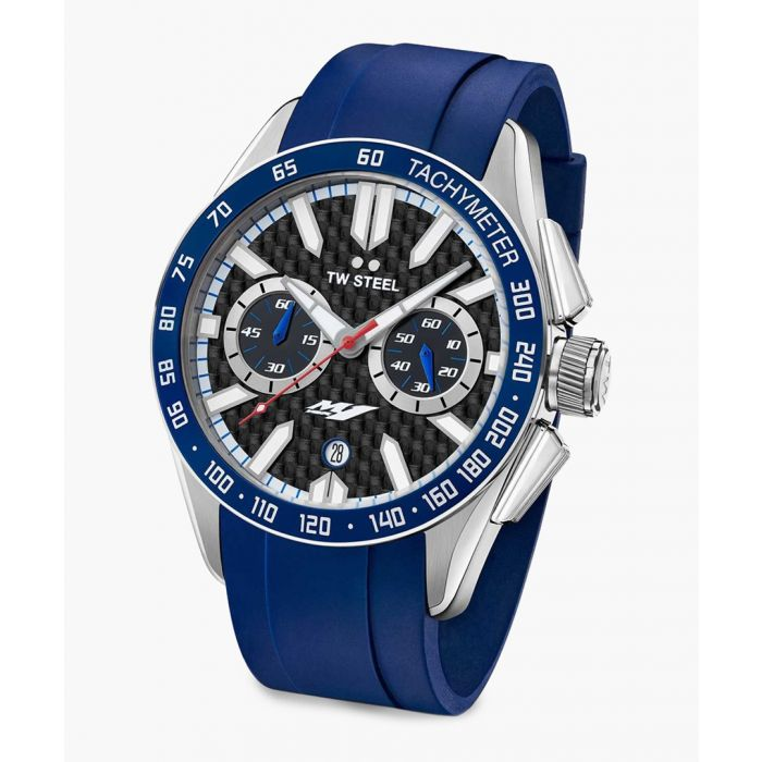 Image for Yamaha Factory Racing blue watch
