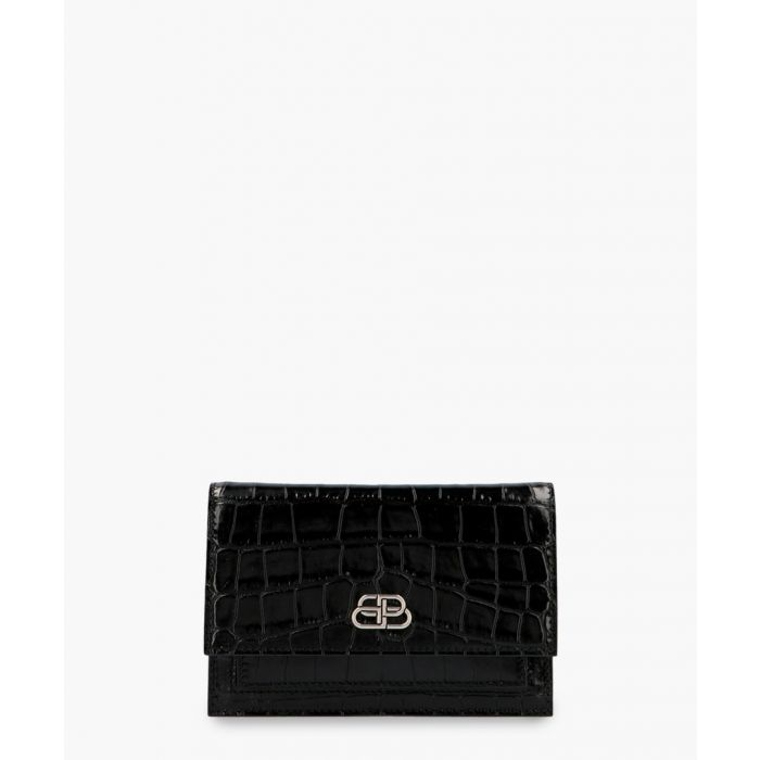 Image for Sharp black extra-small belt bag