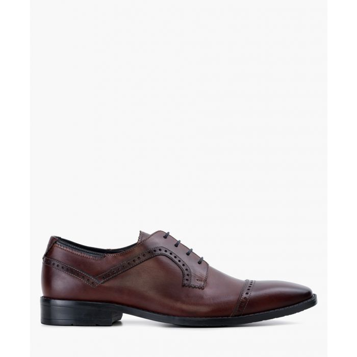 Image for Burgundy Derby shoes